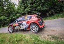 DTO Rally Team continua lupta echipelor la Transilvania Rally