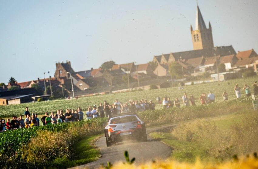 Etapa Belgiana din WRC a fost ANULATA.