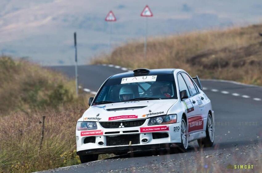 Lupta finala a sezonului se da la Raliul Moldovei pentru DTO Rally Team