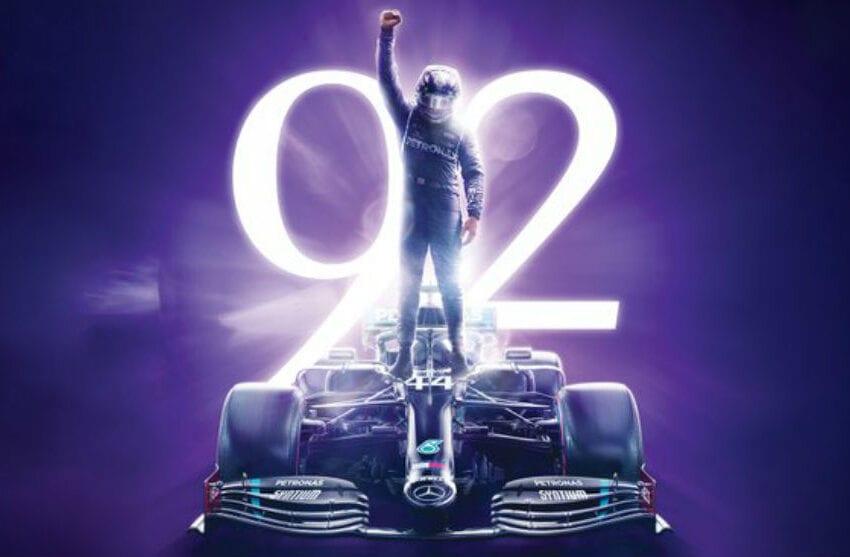 Hamilton a castigat Grand Prix-ul Portughez si a ajuns la 92 de victorii