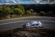 Bogdan Moldovan si Sergiu Rogozan fac un nou pas in lupta pentru titlu la Transilvania Rally
