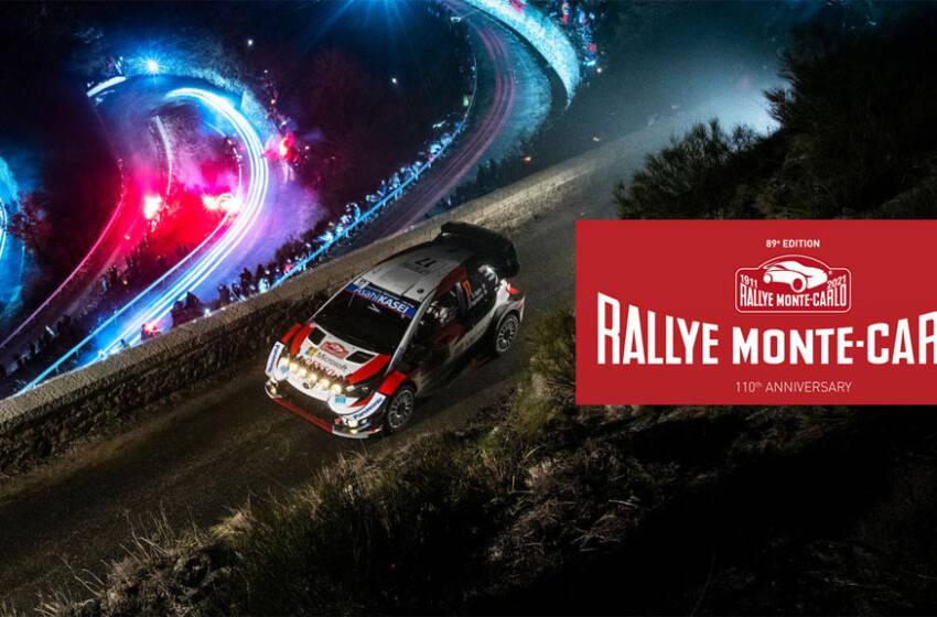 WRC Monte Carlo 2021 sub semnul intrebarii