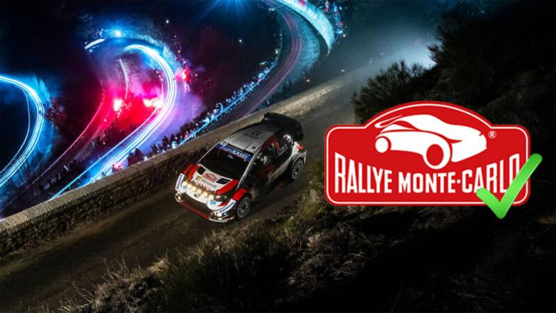 """""""OK"""" pentru desfasurarea WRC Monte Carlo 2021"""