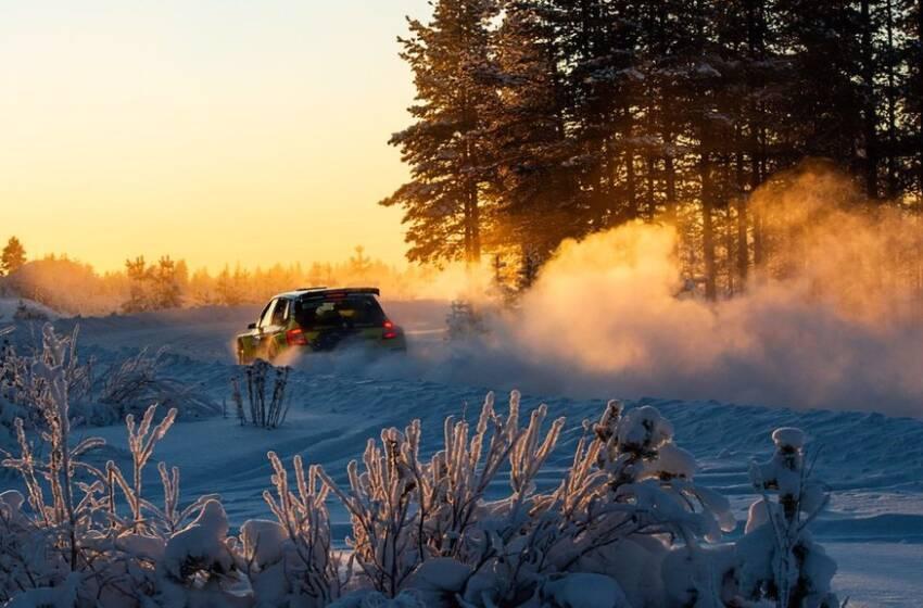 Se pregateste o editie excelenta a Arctic Rally Finland