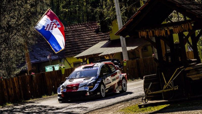 Croatia Rally 2021: Ogier reuseste victoria pe ultima proba