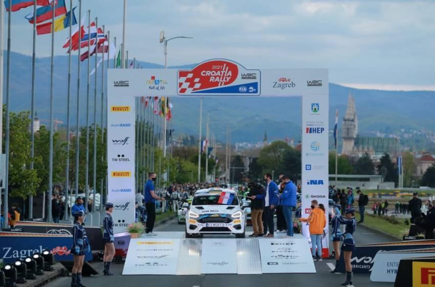 WRC Croatia 2021  – un amalgam de succese si ghinioane pentru Raul Badiu