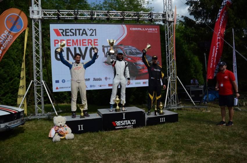 Victorie pentru Silviu Dumitrescu in cadrul Cupa Resita 2021