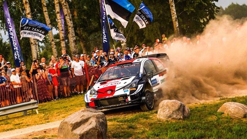 WRC: Kalle Rovanpera isi adjudeca victoria in Estonia
