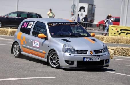 Women Rally Bucuresti, competitia de neratat pentru orice soferita pasionata de adrenalina si masini